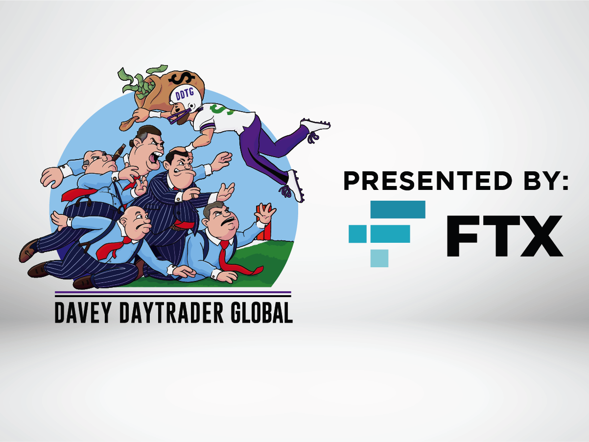Davey Day Trader presented by FTX - September 27, 2021