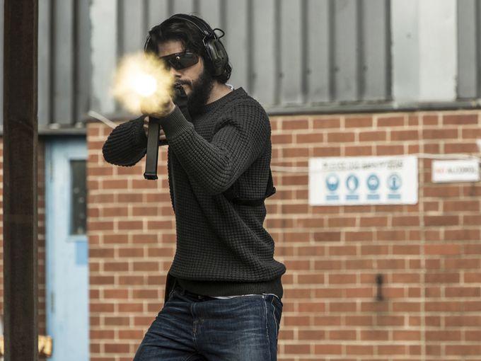 American Assassin Dylan O'Brien as Mitch Rapp Vince Flynn