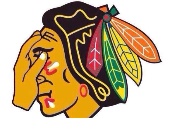 blackhawks sad