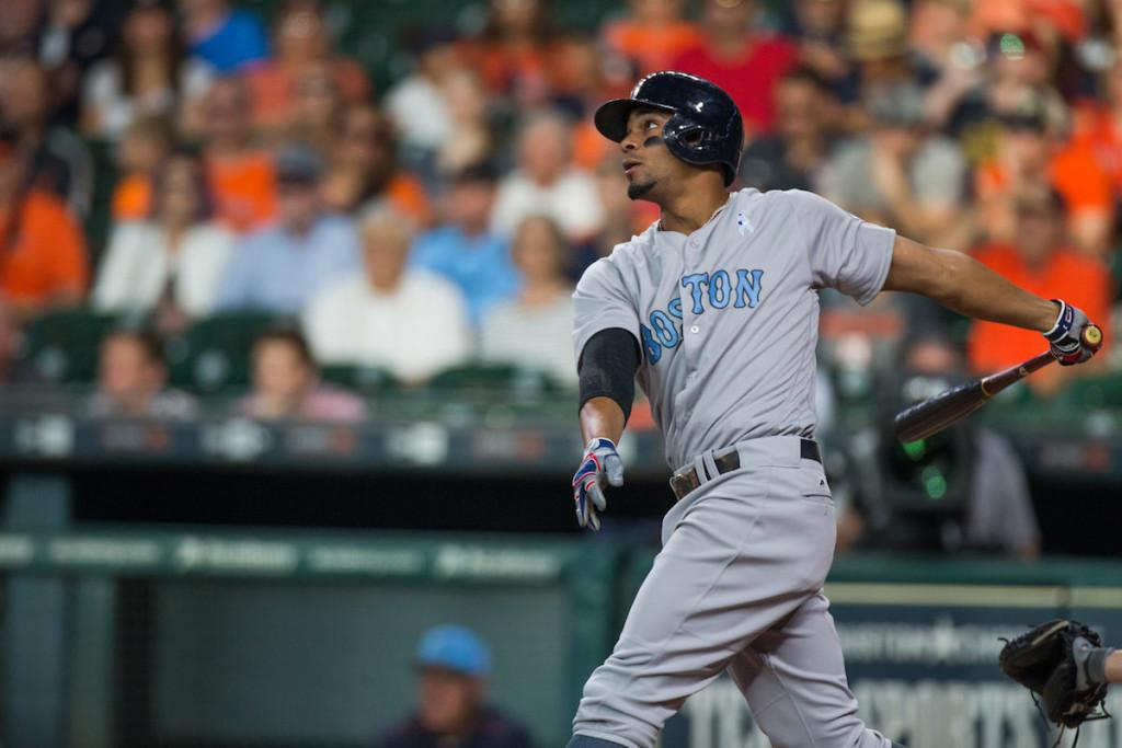 MLB: JUN 18 Red Sox at Astros