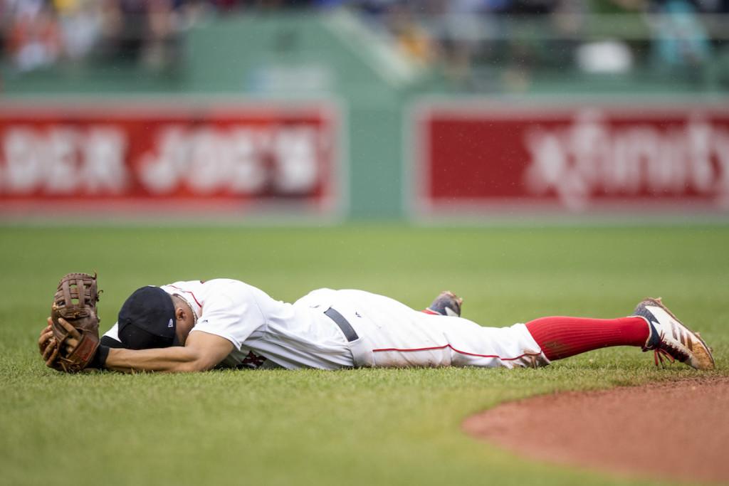 ALDS Game Four Houston Astros v Boston Red Sox