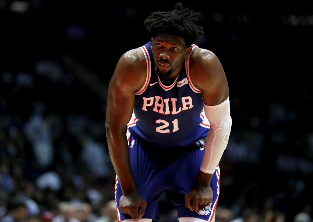 Philidelphia 76ers v Brooklyn Nets